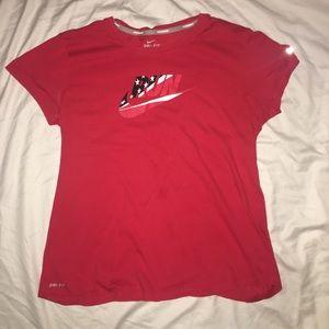 Nike shirt!!